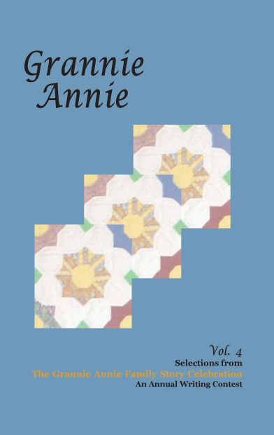 Grannie Annie, Vol. 4 front cover