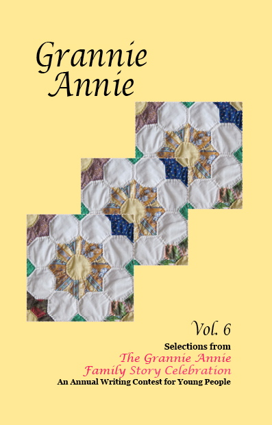 Grannie Annie, Vol. 6, cover