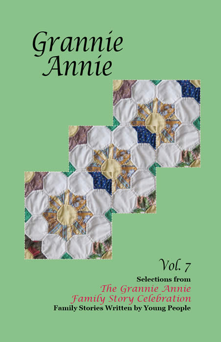 Grannie Annie, Vol. 7, front cover