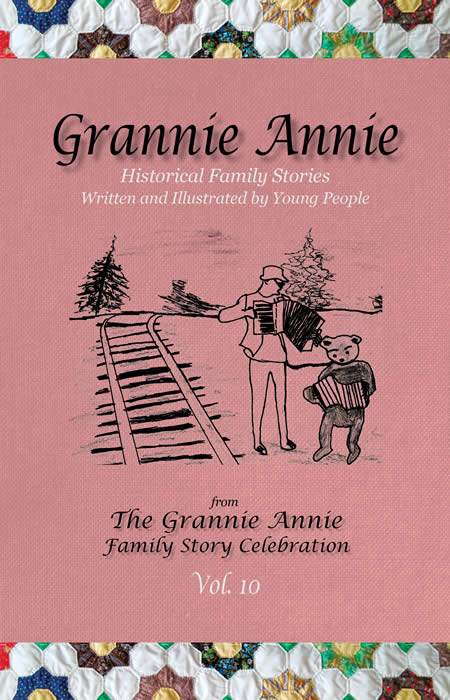 Grannie Annie, Vol. 10 - front cover